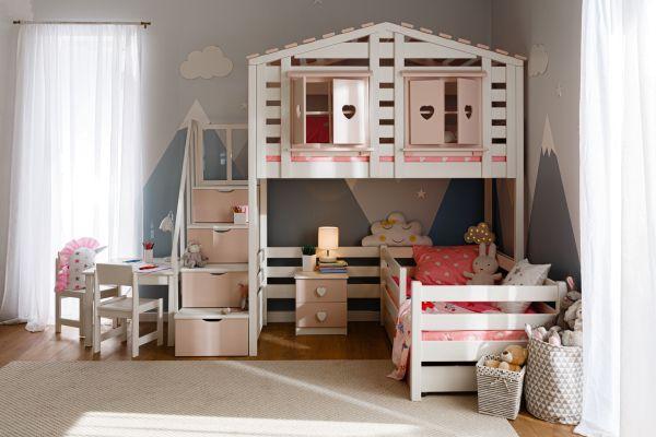 Новая детская кровать
