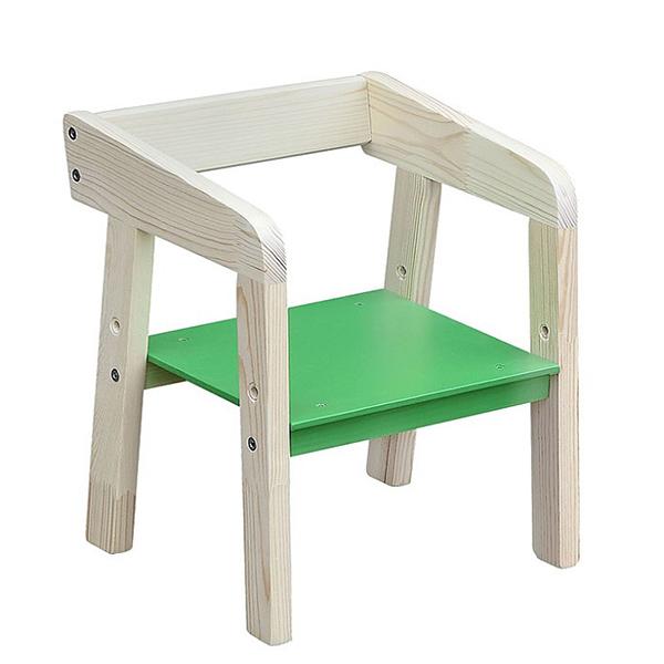 Стул детский регулируемый по высоте ( 18 см. /22 см.)