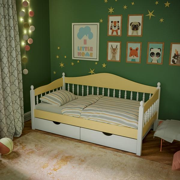 Тахта кровать Ханко – качество и комфорт