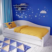 Кровать со спинкой «Эссен 2.0»