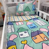 Комплект постельного белья «Хэппи Хоум» (3 предмета)