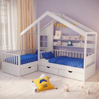 Детские кровати домиком Эдинбург