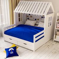 """Кровать домик для детей """"Тутта без перегородки"""""""