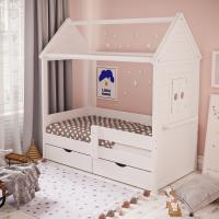 Детская кровать «Теремок»