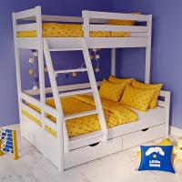 Детская двухъярусная кровать «Лаппеэнранта»