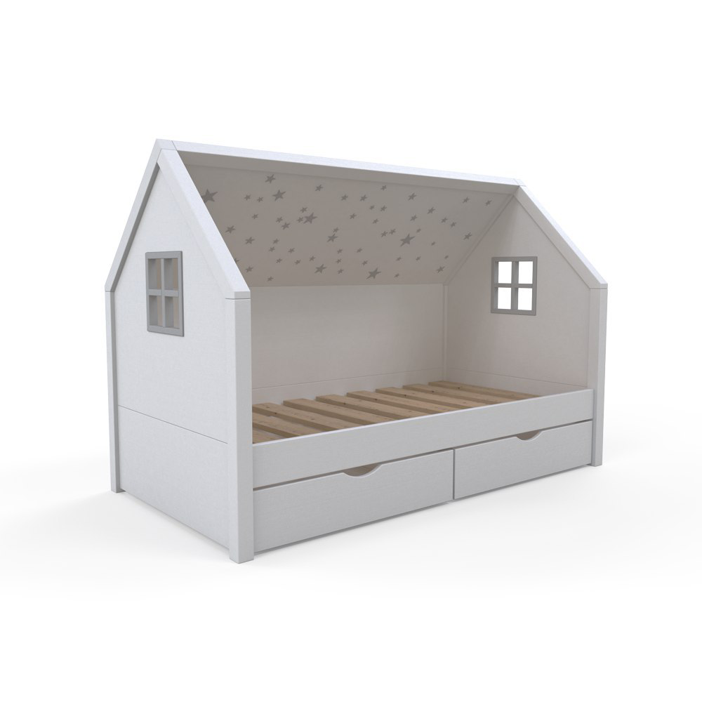 Детская комната кровать Little Home